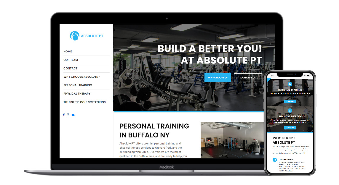 Absolute PT Orchard Park Rettig Digital Recent Projects