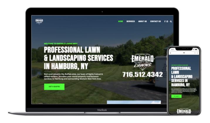 Emerald Lawns Recent Projects Rettig Digital